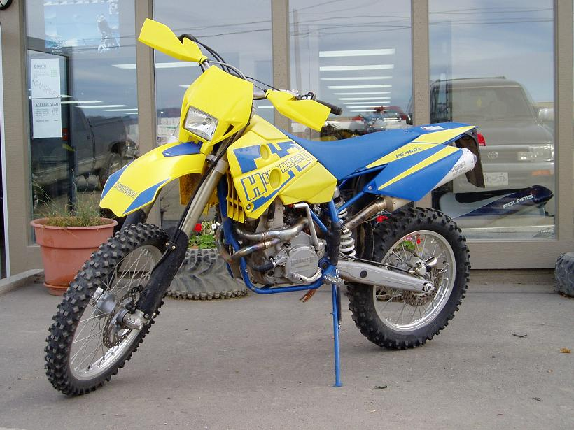 new husaberg trial motorcycles for sale