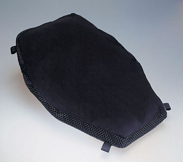 Cruiser Motorcycle Seating System Small With Cover 18 X 12 46cm 30cm